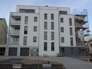 Neubau MFH Merseburg