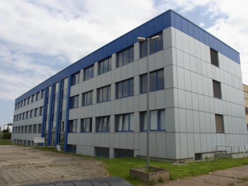 Bürogebäude Leuna